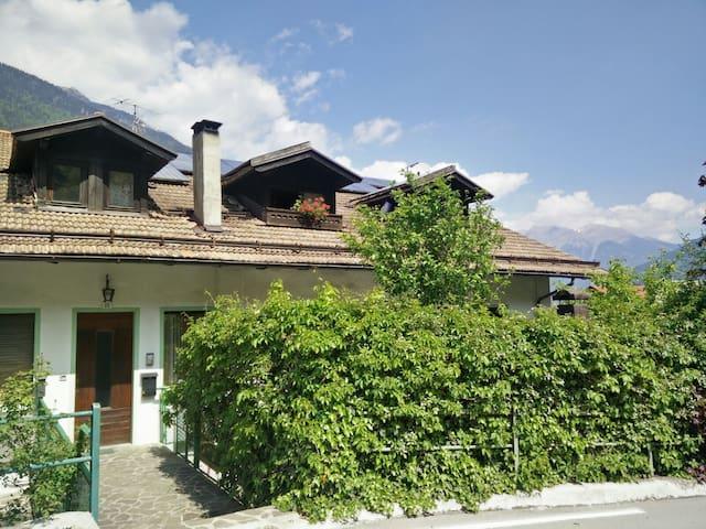 Accogliente mansarda a Bocenago- Val Rendena - Bocenago - Daire