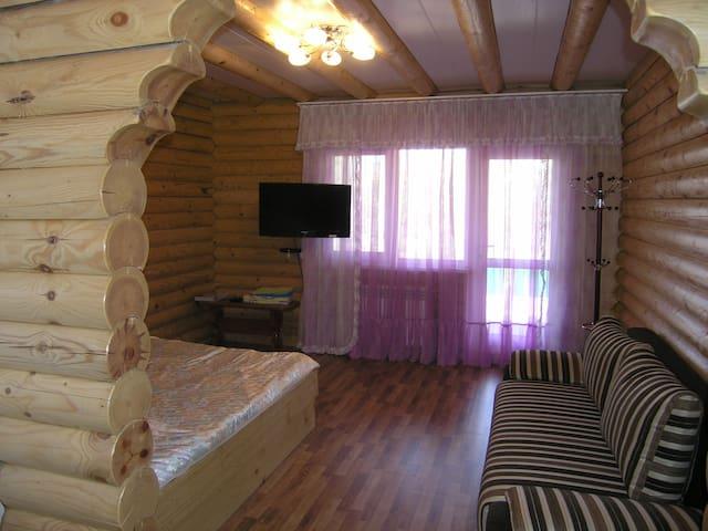 1 Tag fuer 2 Personen  im Gästehaus - Smolensk - Apartamento