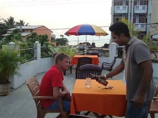 Negombo Beach Stay with the best