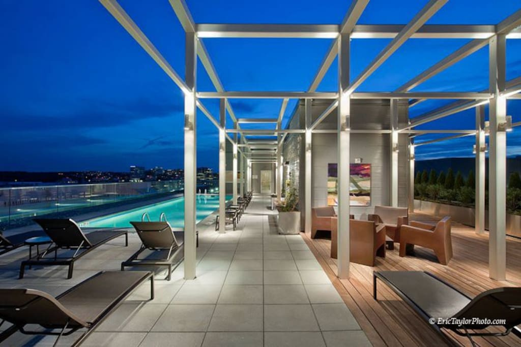 Penthouse Style Center Of It All Apartments For Rent In