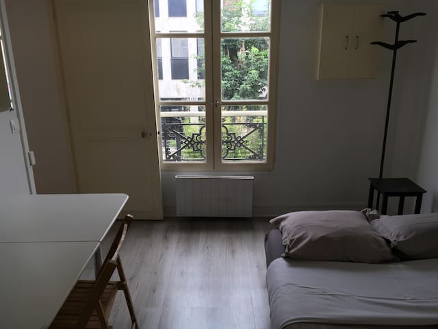 Appartement situé porte de Gentilly