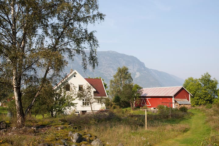 Charming loft in Naddvik, near the Sognefjord