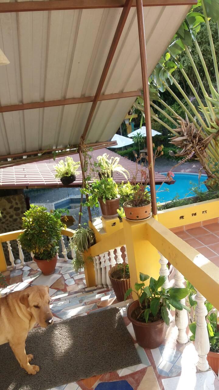 Alojamiento vilcabamba