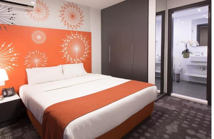 Deluxe | Hotel Apt | Hamra | 1BR |