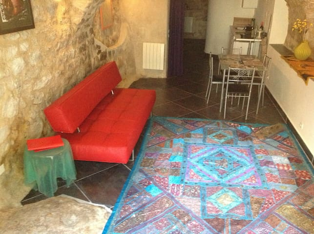 """Appartement """"Eaudyssée"""" à Saint Guilhem-le-Désert"""