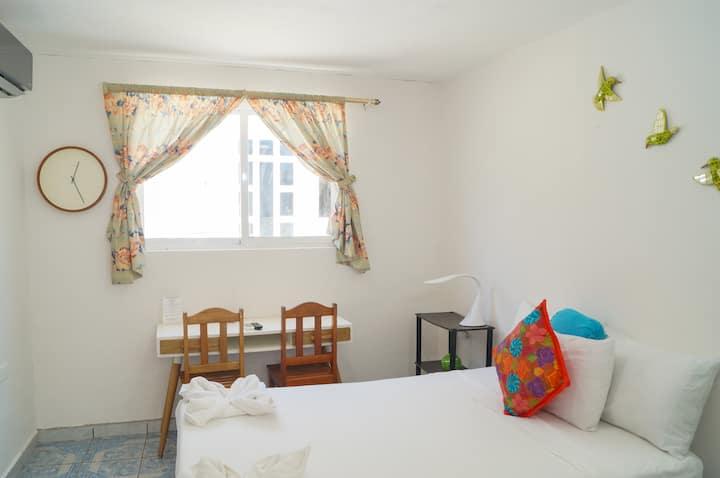 Paso Del Sol #5 small and luminous room