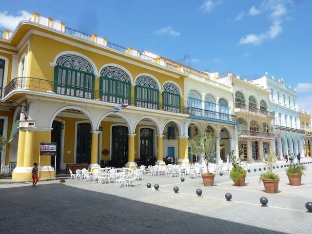 Deluxe Old Havana