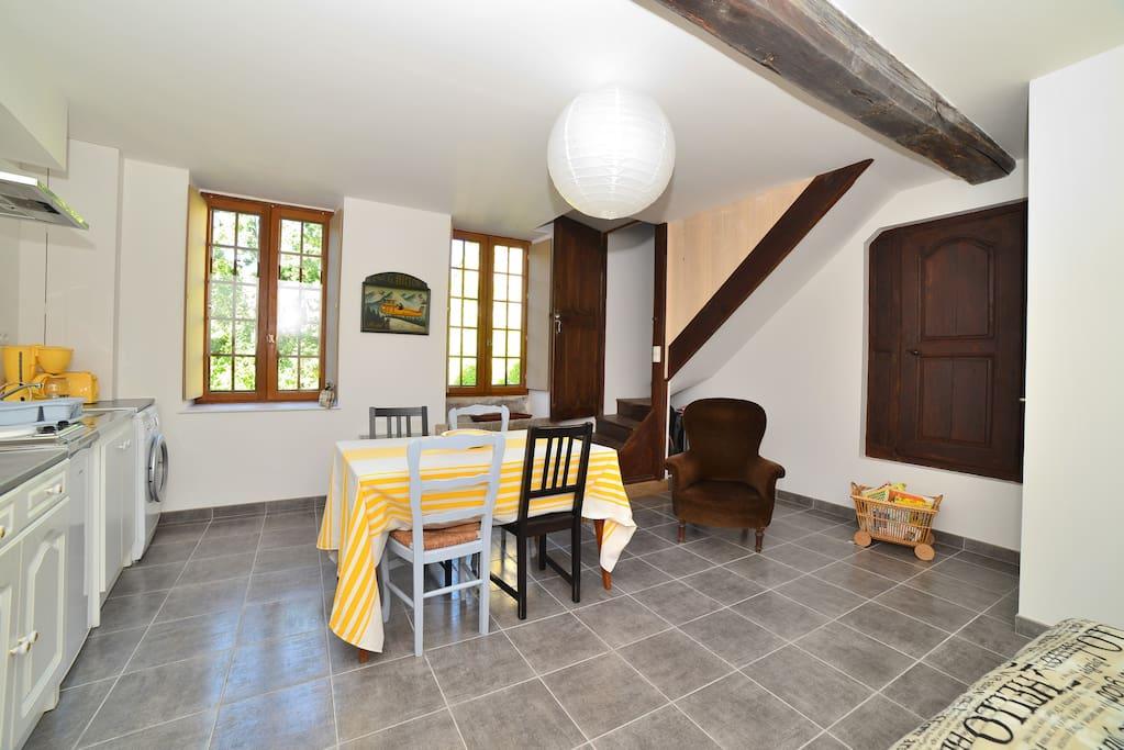 maison la campagne essoyes maisons louer essoyes champagne ardenne france. Black Bedroom Furniture Sets. Home Design Ideas