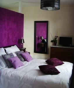 La Ceriseraie - Chambre d'hôtes - Bed & Breakfast