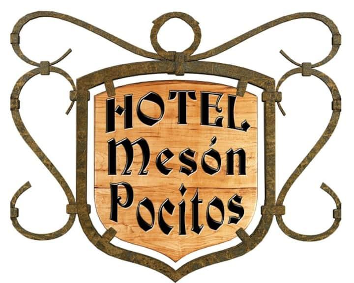 HOTEL MESÓN POCITOS HAB 1