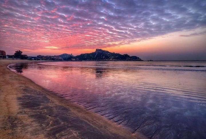 台山浪琴湾北陡渔舍双床房 !让每一颗自由行走的心停泊的地方------北陡渔舍