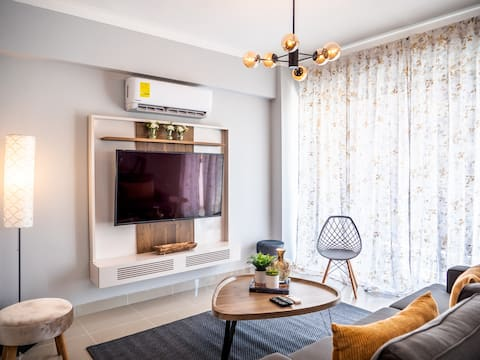 Entire Quiet and Spacious 1BR│WeHost