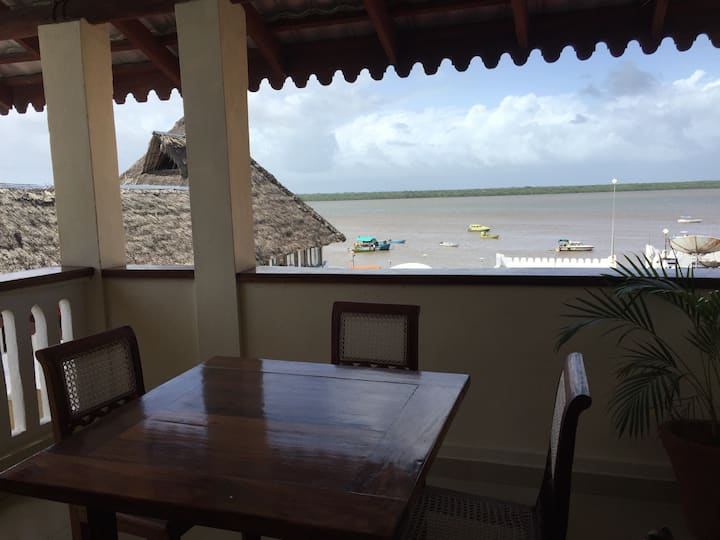 Island 2 bedroom sea-view apartment