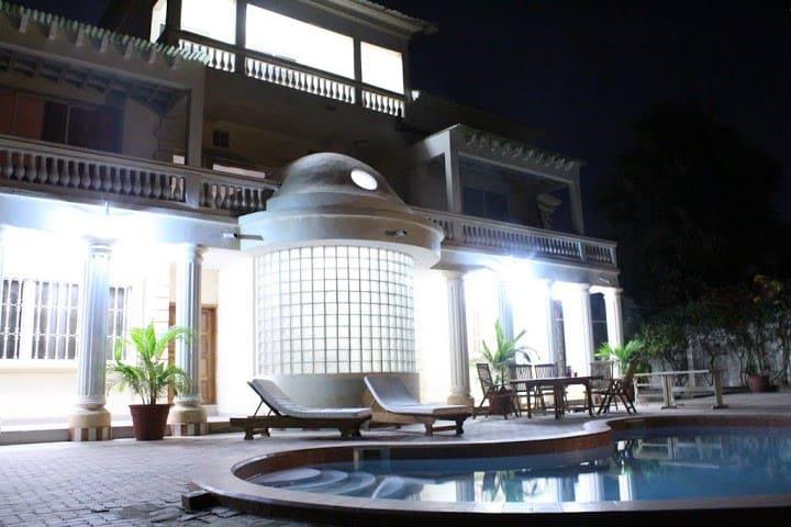 HOMEVILLA - room/house rental in central Gambia - Serrekunda - House
