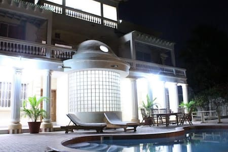 HOMEVILLA - room/house rental in central Gambia