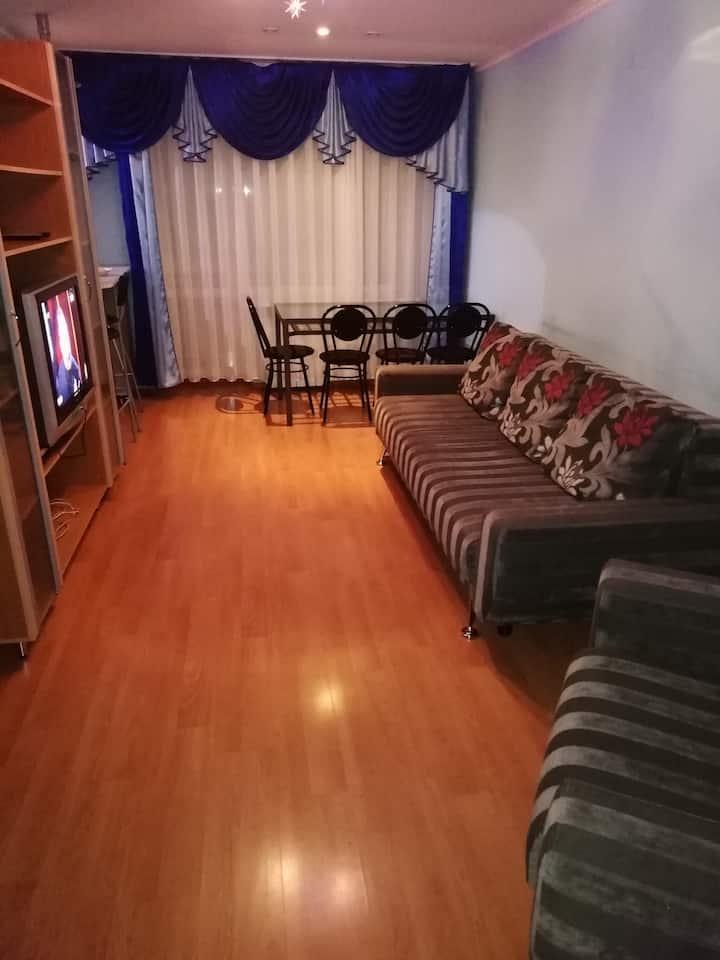 Апартаменты Сухой Лог