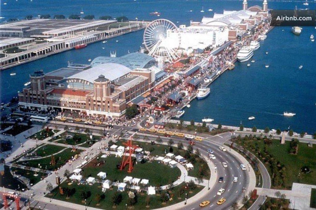 Fantastic Chicago Condo
