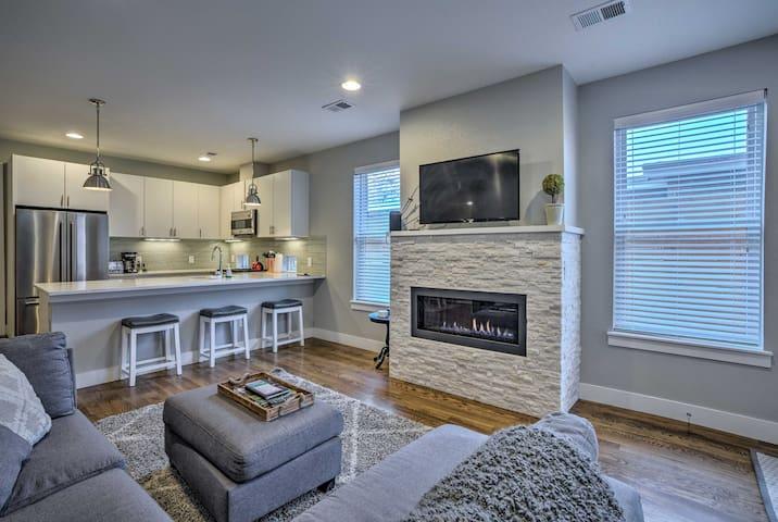 NEW! Luxury Denver Home in Cherry Creek w/Rooftop!
