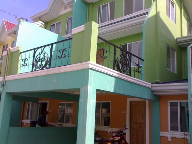 A Home away from Home - Tacloban
