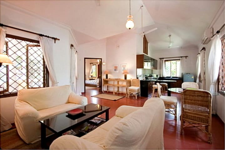 Casa Mia Apartment 1 - Calangute - Appartement