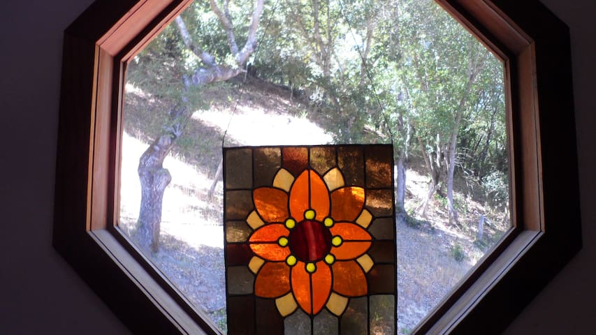 Mountain Haven near Silicon Valley - Scotts Valley - Bed & Breakfast
