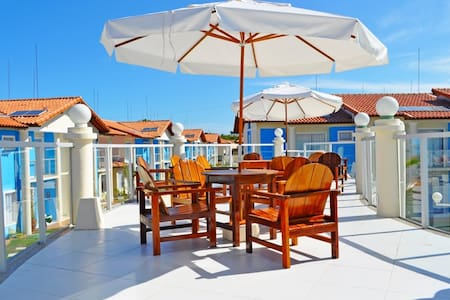 Apartamento 2 suites em Taperapuan - Porto Seguro