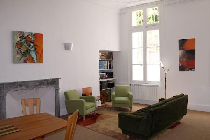 3-pièces de charme, coeur de ville - Montpellier - Appartement