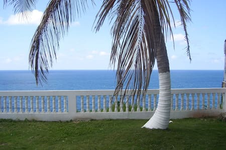 ocean front studio beautiful view! - Appartement
