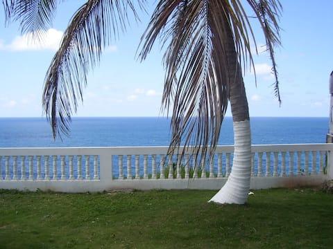ocean front suite beautiful view!