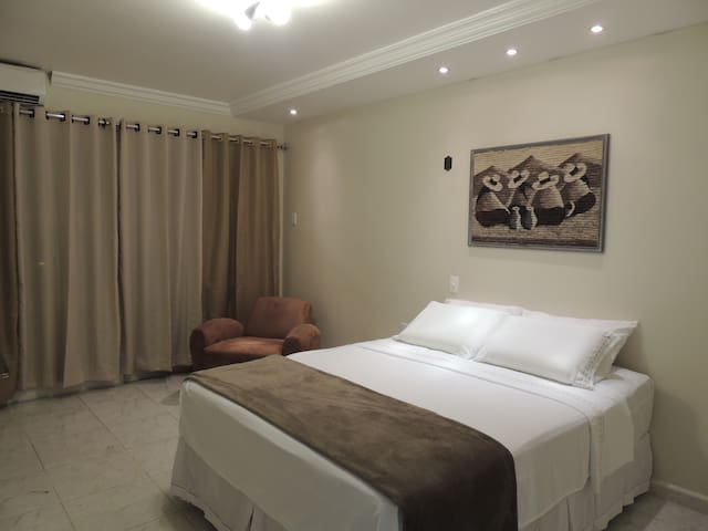 Flat no Centro - Cond. Ajuricaba - Manaus - Appartement