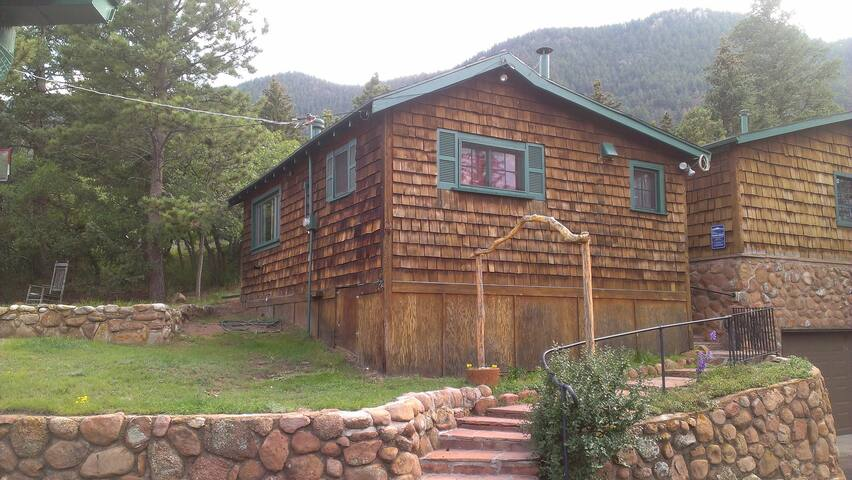 Mtn Life but Close to Attractions - Cascade-Chipita Park - Cottage