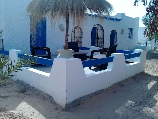 Villa Djerbienne de Caractère