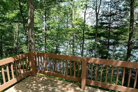 Cool Condo on Beautiful Lake Owen - Cable - Cabane