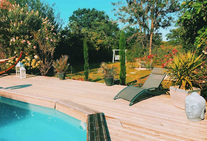 Les Palmes d'Or - Luxury pool and Mountain Views