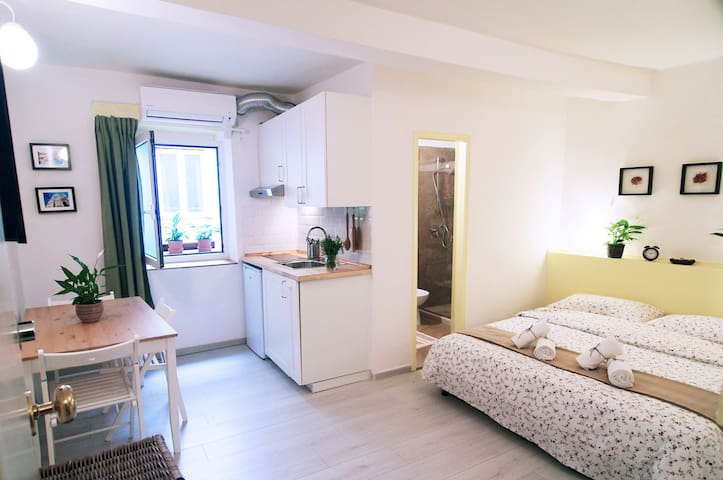 Welcoming Apartment in the Historic Center