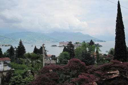 beautiful lake view - Stresa