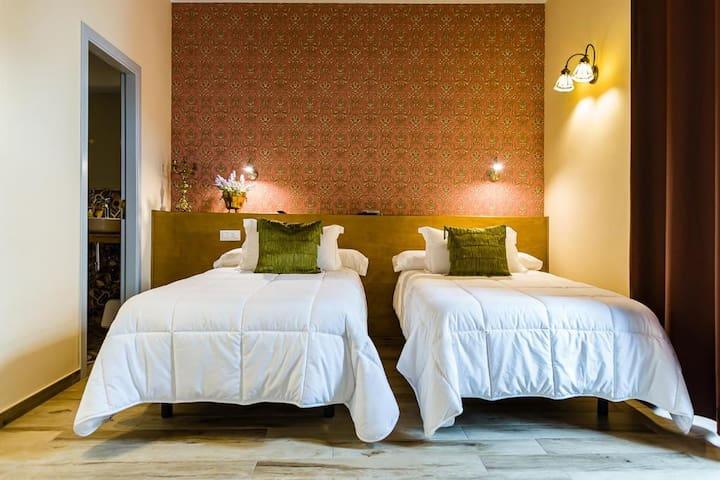 Habitación Deluxe Doble - 2 camas