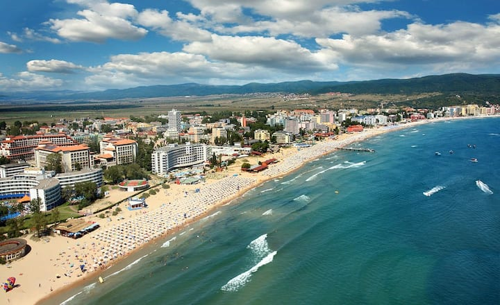 NEW APARTMENT@SunnyBeach, Bulgaria
