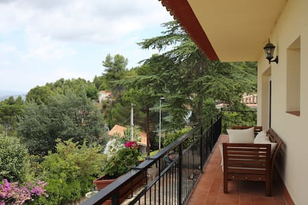 Rural setting 30 mins Barcelona. 40 mins Airport - Apartment