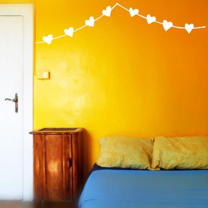 double room  - stanza matrimoniale 2/2