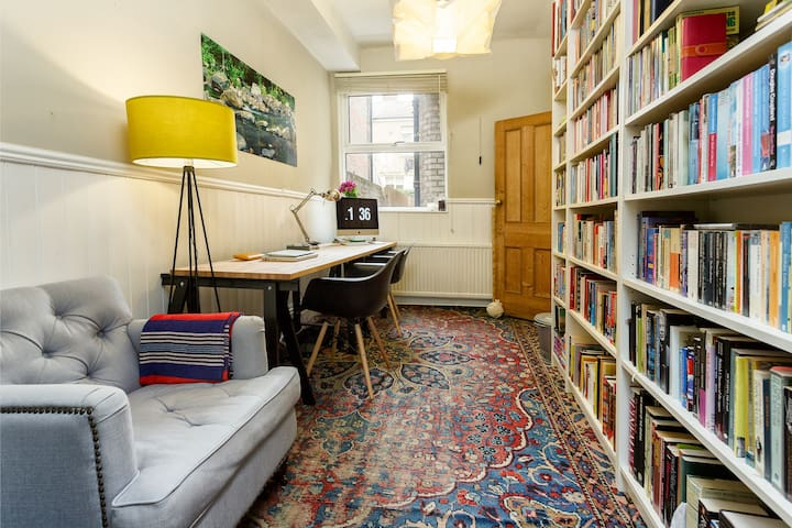 Comfortable room in a stylish house - Portsmouth - Hus