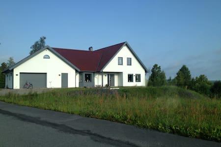 Mysigt och vackert nybyggt hus. - Mullsjö - Ev