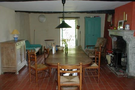 Private large bedroom to let Vendee - Saint-Maurice-le-Girard - Bed & Breakfast