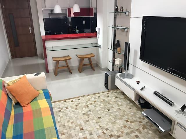 Apartamento em Praia do Forte - Mata de São João - Apartamento