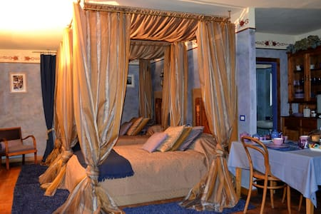 CHIAVENNA CENTRO B&B La Selvatica - Bed & Breakfast