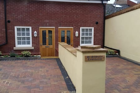 """St Sidwells Townhouse """"A"""" - Exeter - Hus"""
