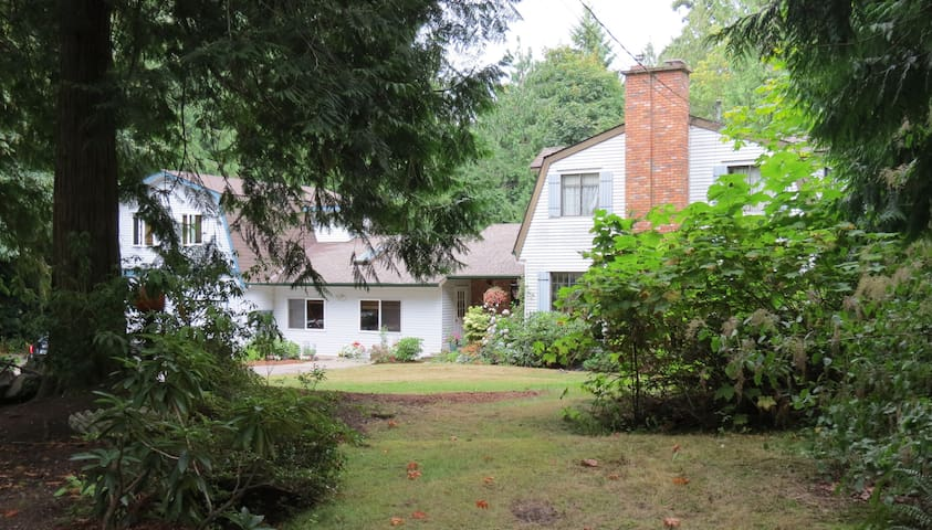 2 BD Apt on Saanich Peninsula