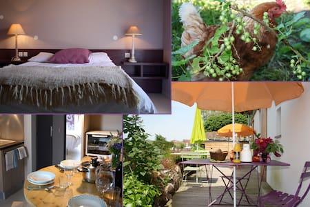 Gite Karnet2route en Alsace - Herrlisheim-près-Colmar - Apartment