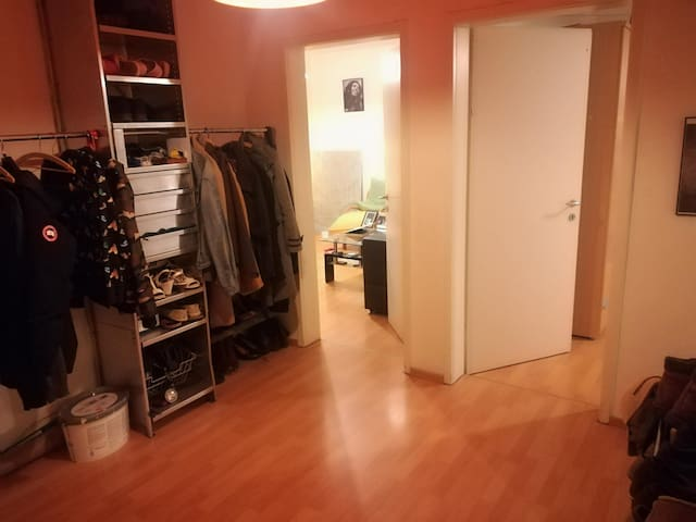 Cozy personal apartment near Zurich city center