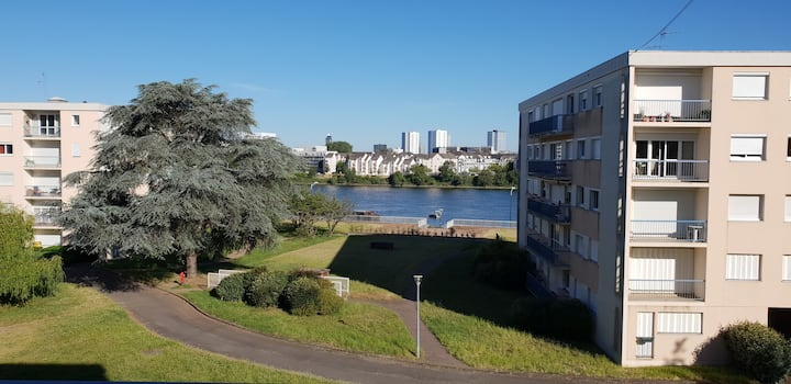 Appartement Bords de Loire - Nantes